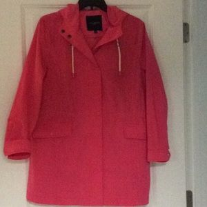 Talbots raincoat